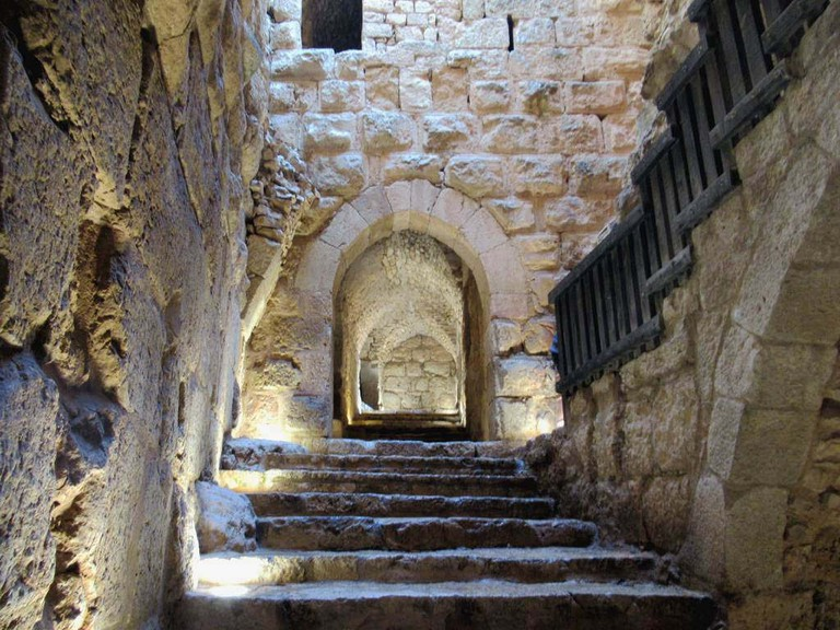 Ajloun castle | ©David Stanley:flickr