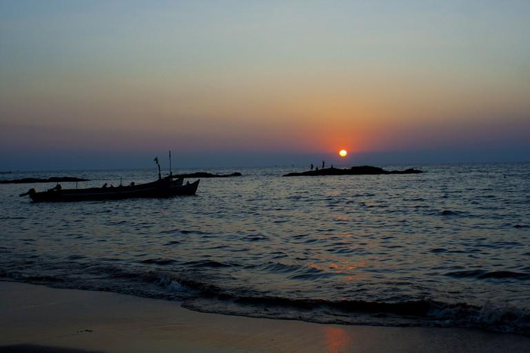 Anjuna Evening