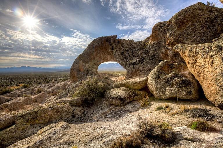 Basin and Range National Monument | Wikicommons