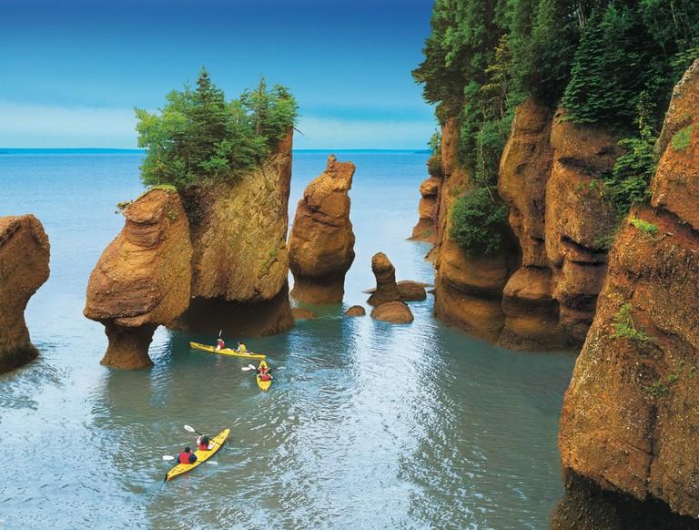 Bay of Fundy Tourism New Brunswick