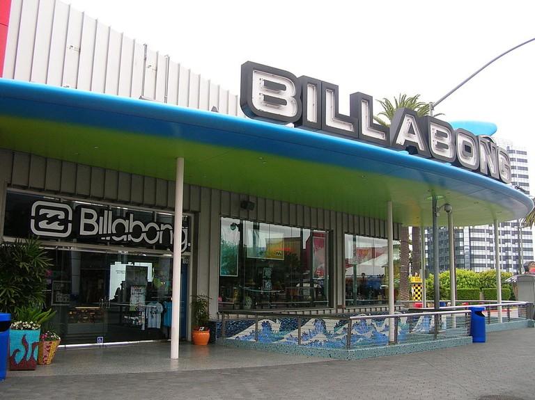 Billabong store in Los Angeles | © BrokenSphere/Wikimedia Commons