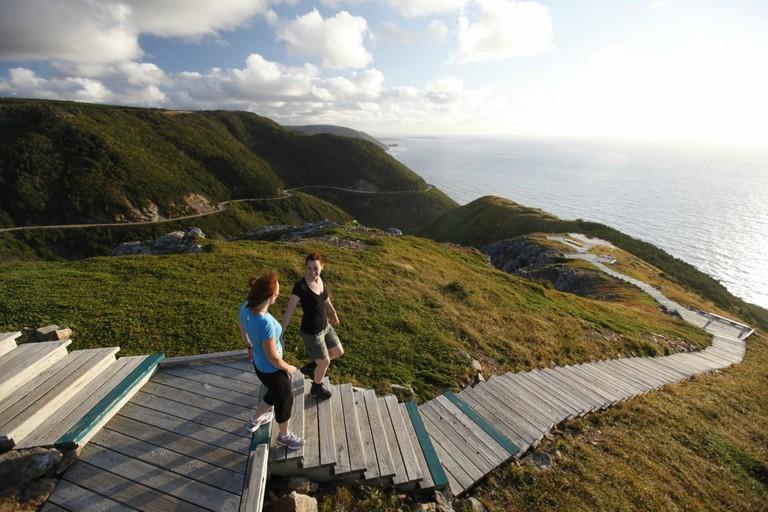 Cape Breton Highlands Nova Scotia Tourism