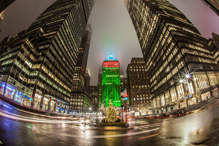 Christmas in New York City | Anthony Quintano Flickr