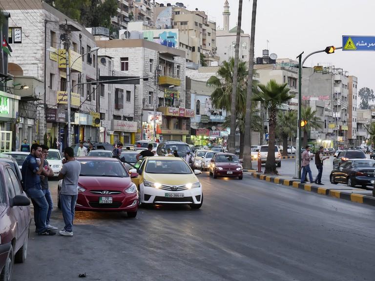 Downtown Amman | ©Edgardo W. Olivera:flickr