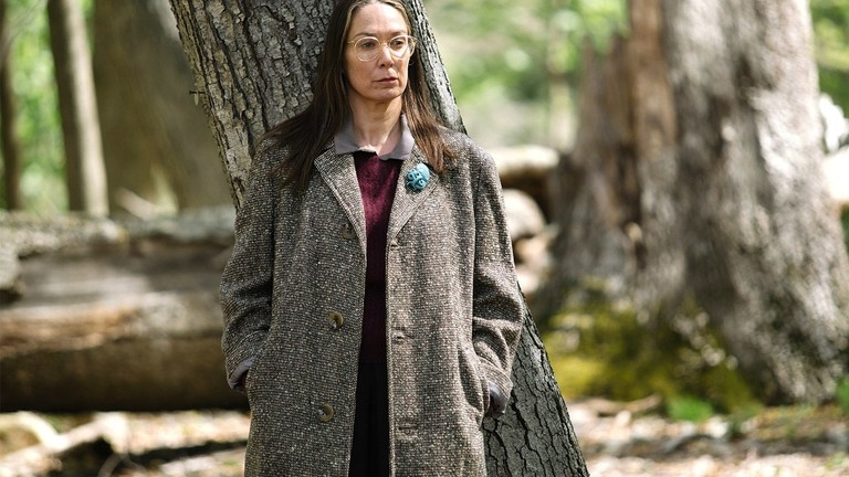 Elizabeth Marvel in 'The Meyerowitz Stories (New and Selected)' | © Netflix