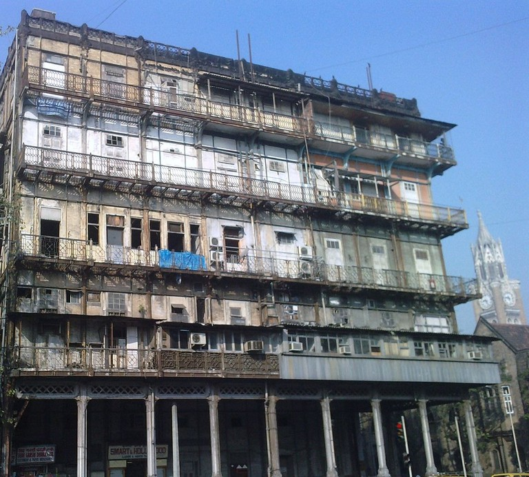 The Esplanade Mansion Today   Around The Globe / WikiCommons