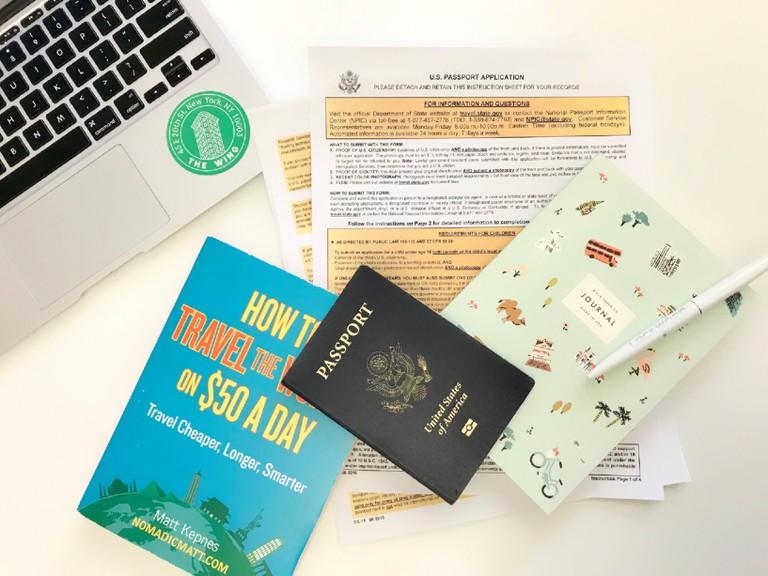 U.S. passport | © Nikki Vargas/Culture Trip