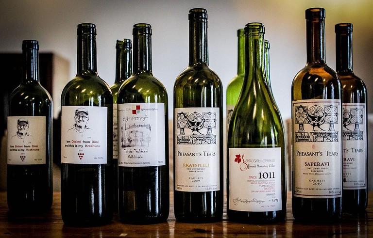 Georgian wines 2
