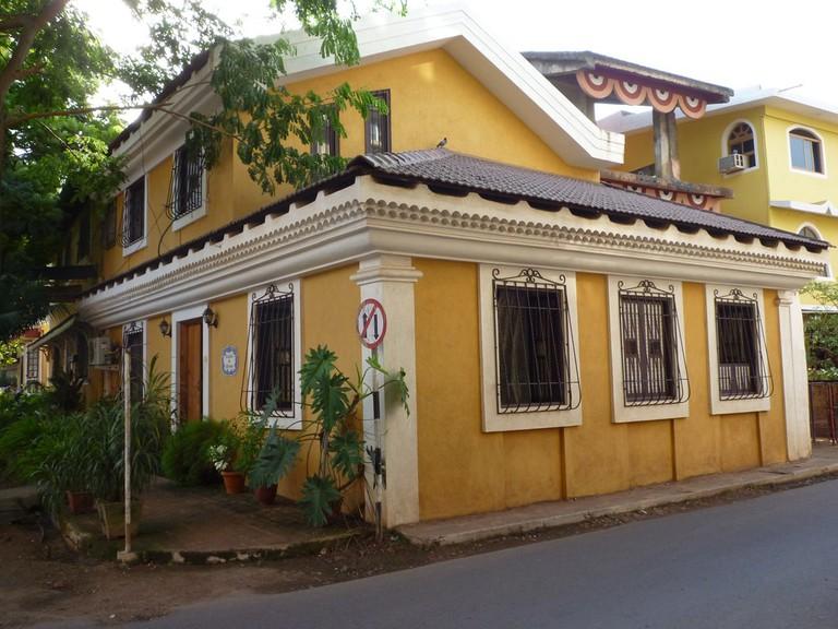 Guesthouse Fontainhas