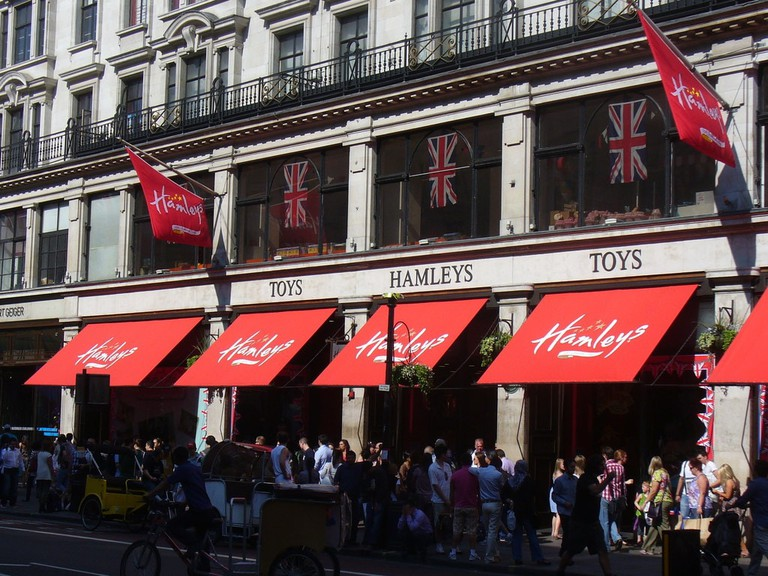 Hamleys Biggest Toy Store Beijing China 3