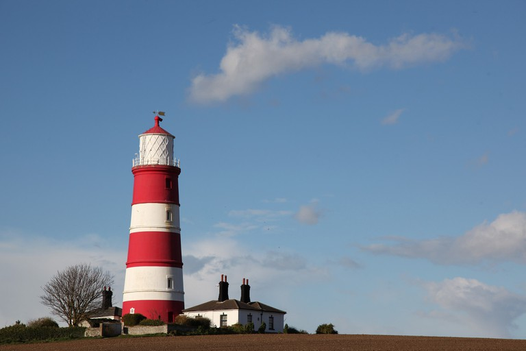 Happisburgh Lighthouse | ⓒ vallgall:Flickr