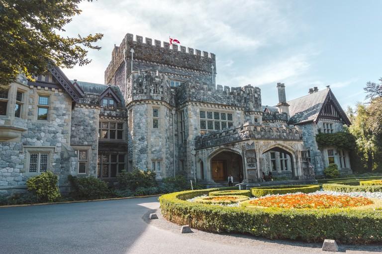 Hatley Castle-3