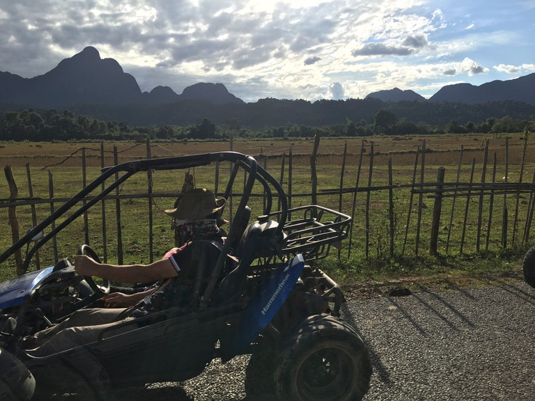 ATV Vang Vieng | © Regina Beach/Culture Trip