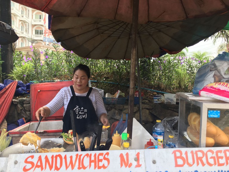 Vang Vieng Sandwiches   © Regina Beach/Culture Trip