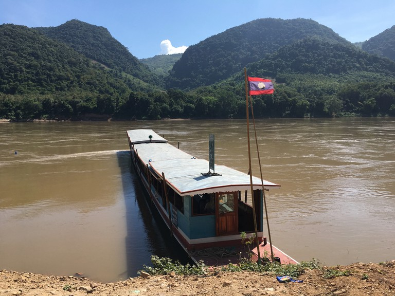 Mekong River Boat | © Regina Beach/Culture Trip
