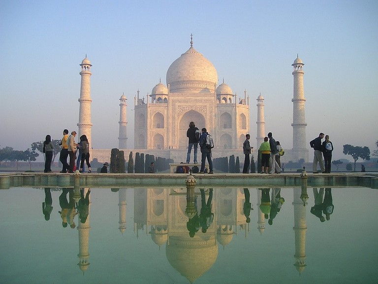 Fewer foreign tourists are visiting the Taj Mahal |© Pixabay