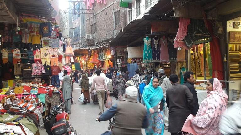 Kashmiri Bazaar Lahore