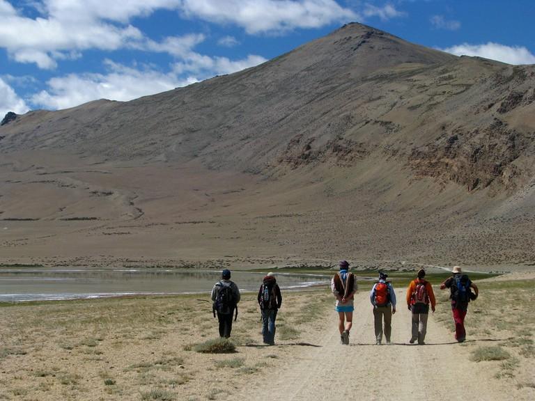 Ladakh trek