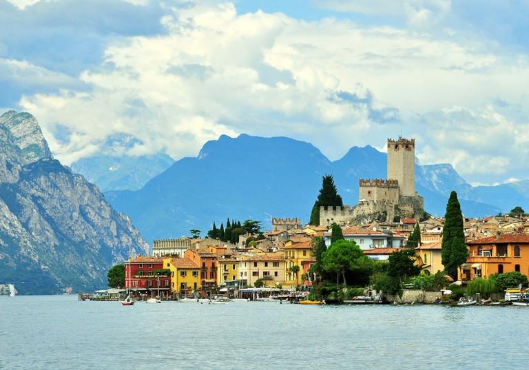 Malcesine, Lake Garda   © Arsenie Krasnevsky/Shutterstock