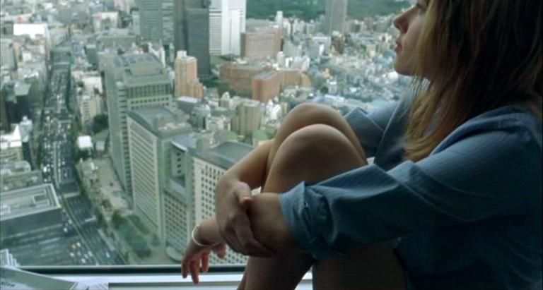 Scarlett Johansson in 'Lost in Translation'   © Focus Features