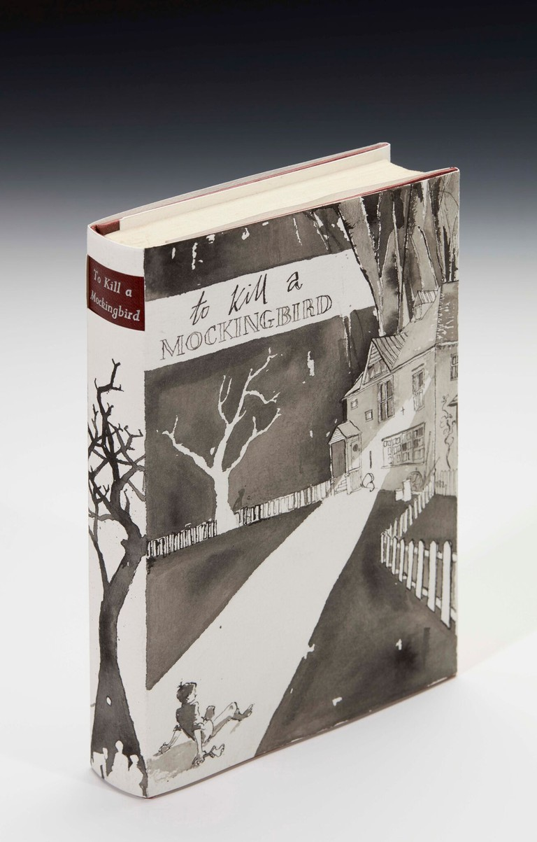 Lot 6 George Butler - To Kill a Mockingbird by Harper Lee_preview