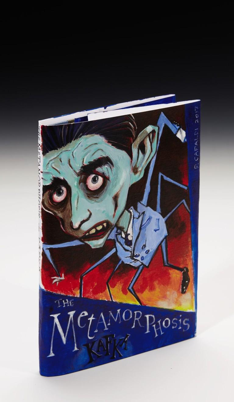 Lot 7 Peter Capaldi - The Metamorphosis Franz Kafka_preview