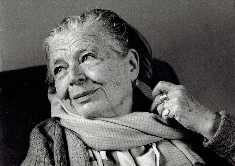 Marguerite_Yourcenar-Bailleul-1982.10.04.Bernhard_De_Grendel_(10)
