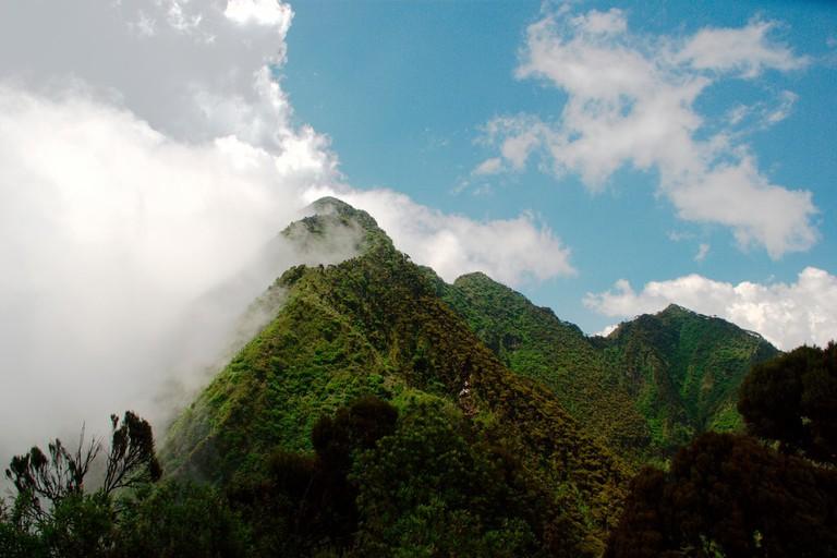 Mt. Sabinyo