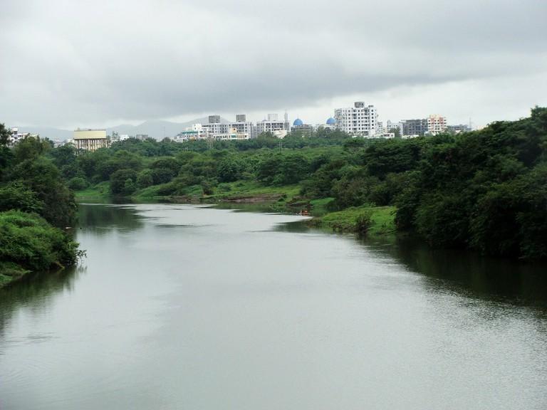 Mutha River Pune