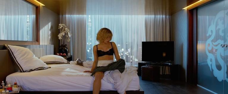 Scarlett Johansson in 'Lucy'   © Universal Pictures