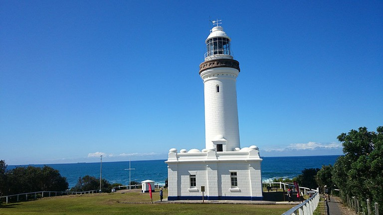 Norah Head Lighthouse | © FotoSleuth/Wikimedia Commons