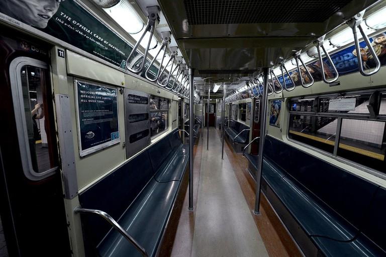 Nostalgia train   MTA New York City Transit Flickr 2