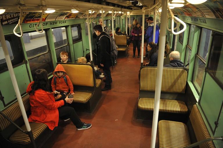 Nostalgia train   MTA New York City Transit Flickr