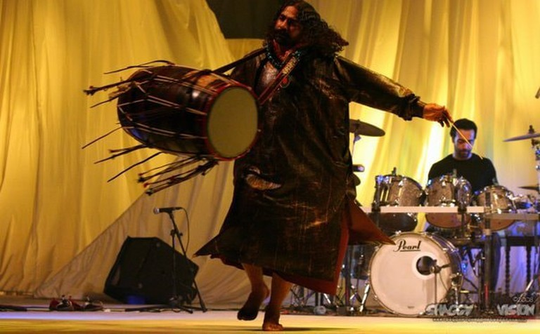 Overload_Dhol_Player