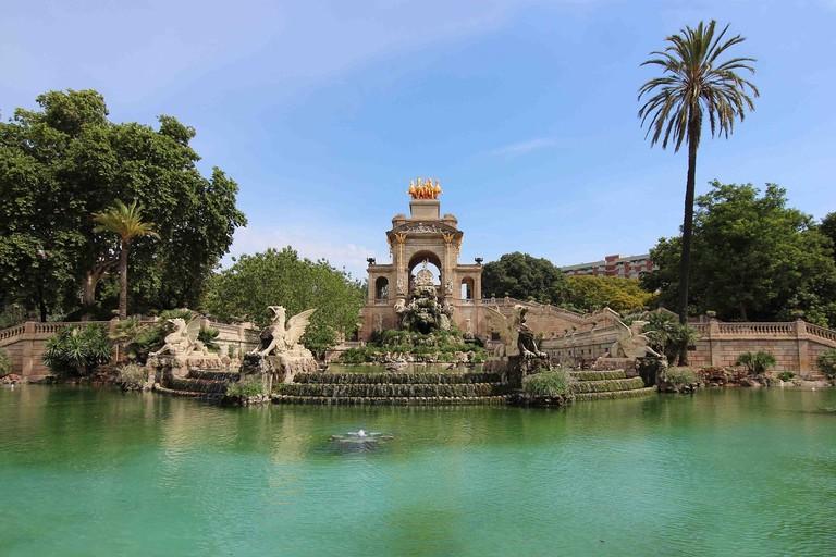 Parc de la Ciutadella, Barcelona | ©Iris-und-Jan / Pixabay