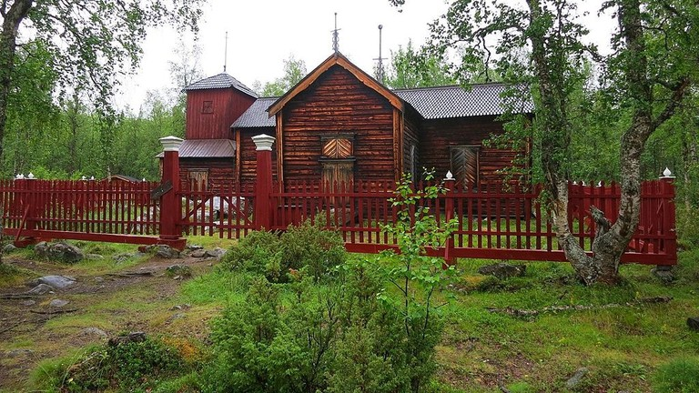 Pielpajärvi_Wilderness_Church_2015