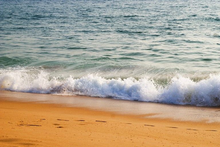 Poovar beach 1