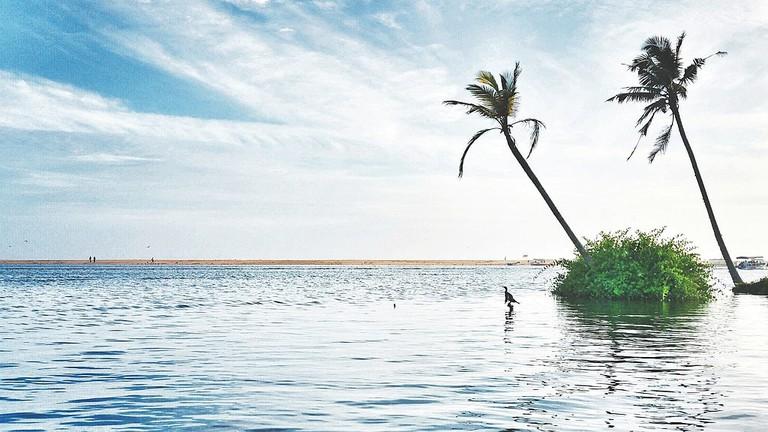 Poovar beach