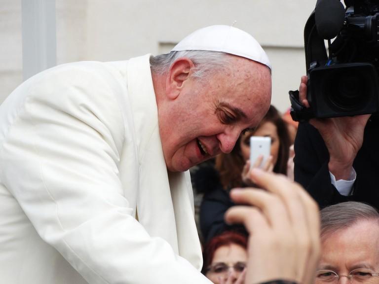 Pope Francis   © reynaldodallin/PIxabay