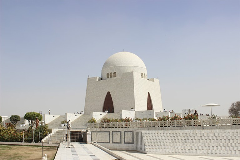 Quaid's Tomb web