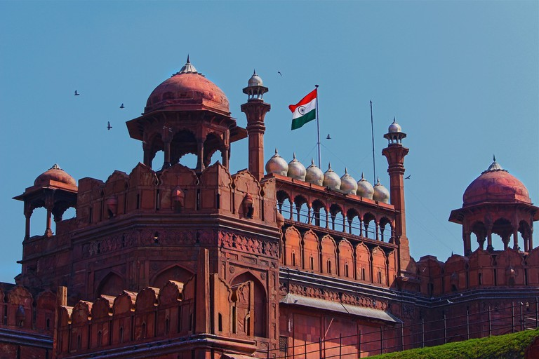 red-fort-2254704_1920