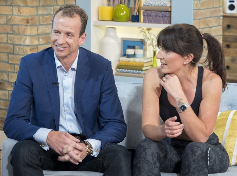 'This Morning' TV Programme, London, Britain. - 27 Apr 2015