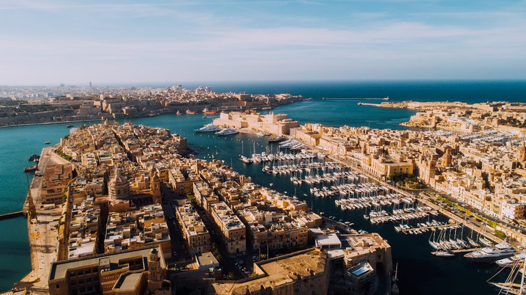 The Grand Harbour in Valletta, Malta | © Visit Malta
