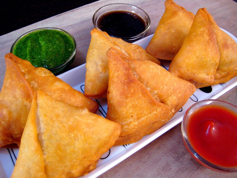 Samosa Recipe - A Mouth Watering Indian Snack Recipe By Sonia Goyal