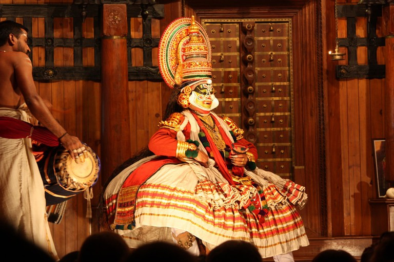 Savour a taste of culture with Kathakali and Theyyam1