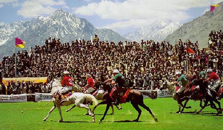Shandur-Polo-Festivals
