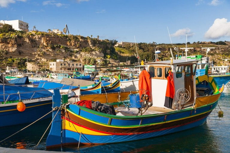 Port of Mgarr on the island of Gozo, Malta   ©Konstantin Aksenov/Shutterstock