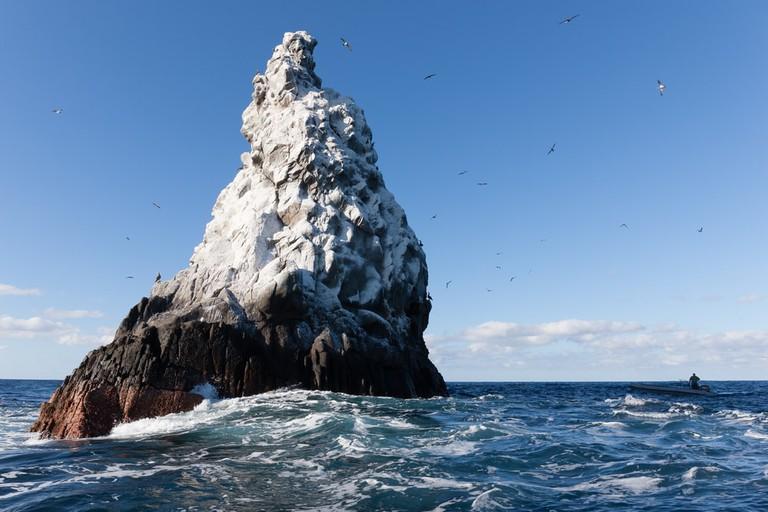 Roca Partida island in Revillagigedo archipelago, Mexico | © Doublex/Shutterstock