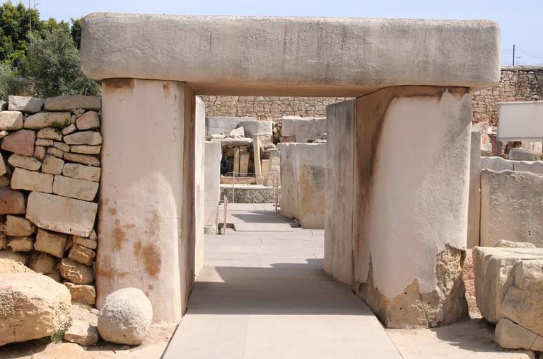 Tarxien Temple, Malta   ©Geza Farkas/Shutterstock