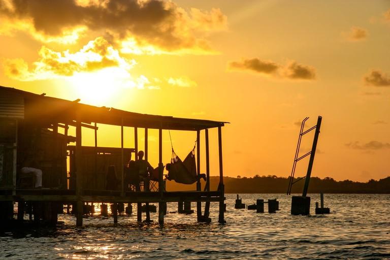 Sunset on San Blas Islands, Panama | © evenfh/Shutterstock